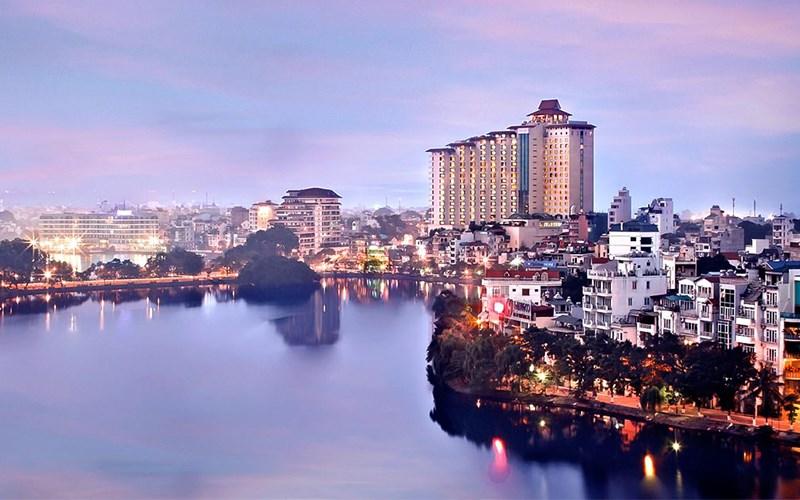 Khách Sạn Pan Pacific Hanoi