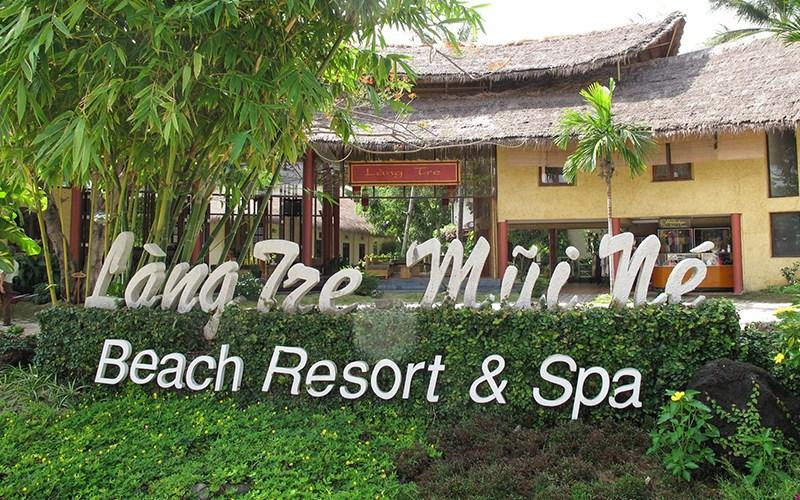 Bamboo Village Resort Mũi Né