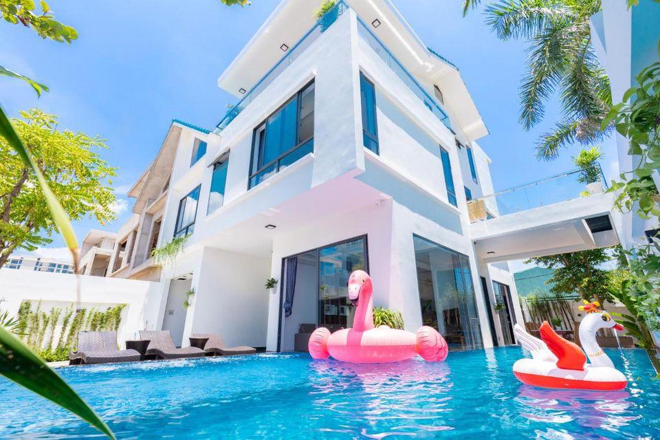 Villa Pool Biển Long Cung Vũng Tàu
