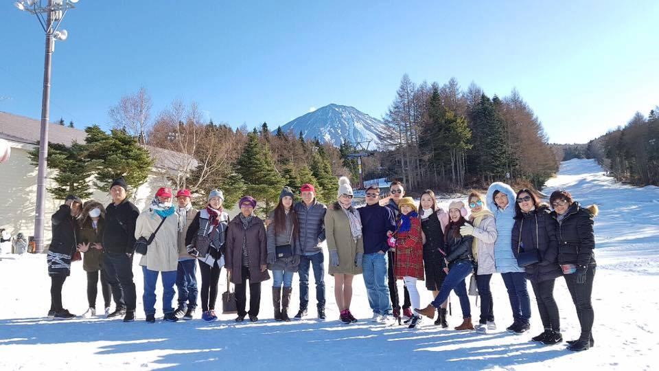Tour Tokyo-Yamanashi-Núi Phú Sĩ-Kyoto-Osaka