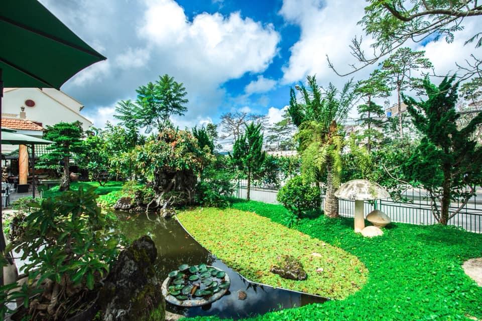 Villa City Garden Đà Lạt