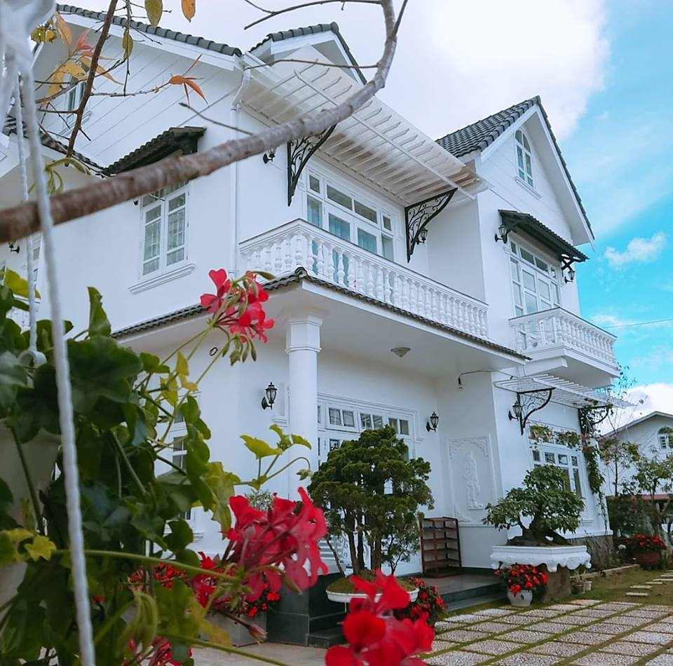 Villa Romantic Đà Lạt