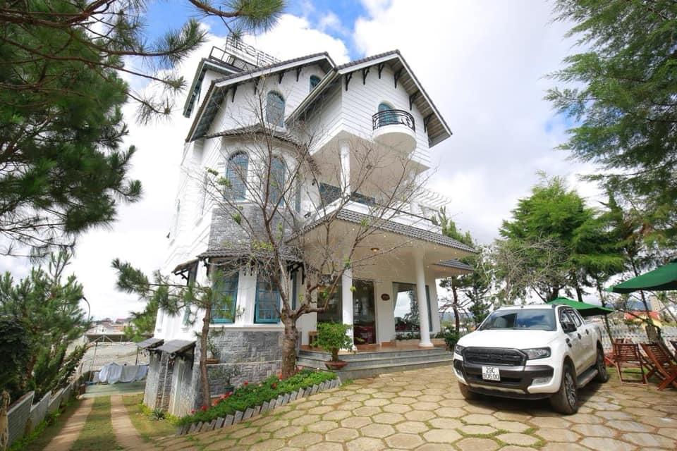 Villa Trần Đại Nghĩa Đà Lạt