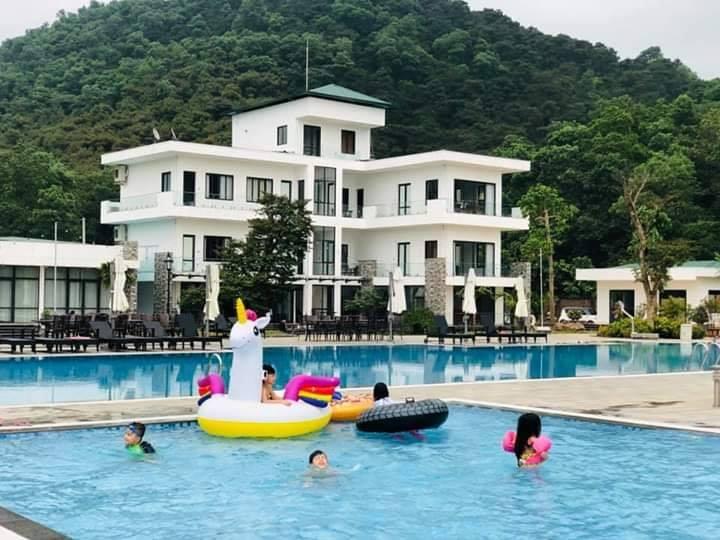 Villa Mountain Pool Sóc Sơn Hà Nội