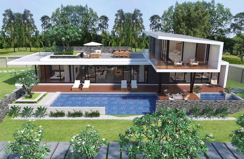 Villa Wonderful Life - Kim Bôi - Hòa Bình