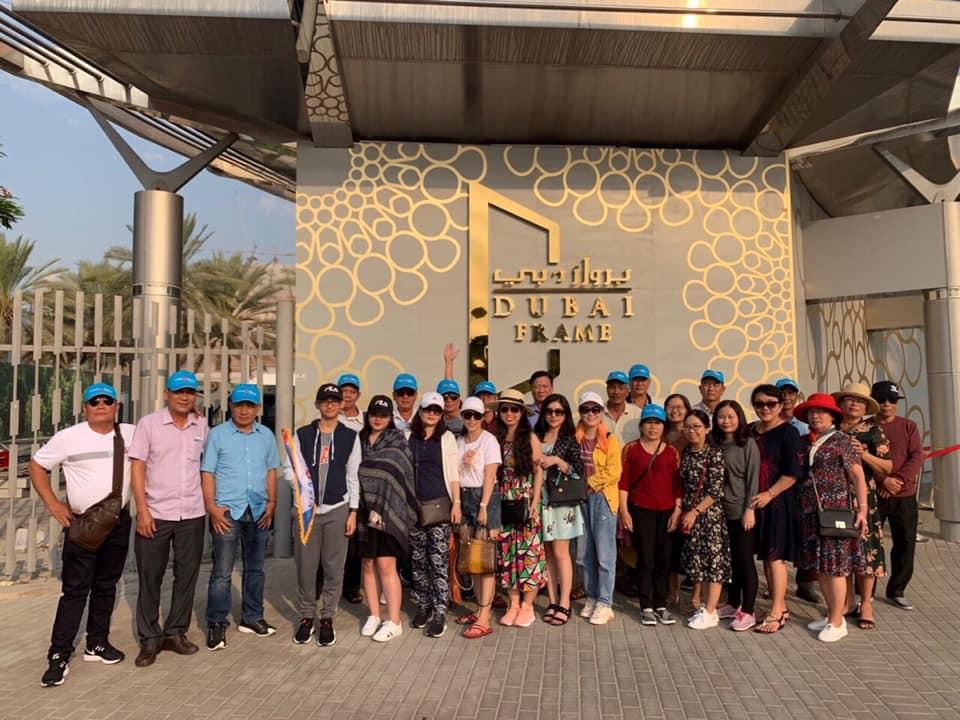 Tour Dubai - Abu Dhabi (5N4Đ)