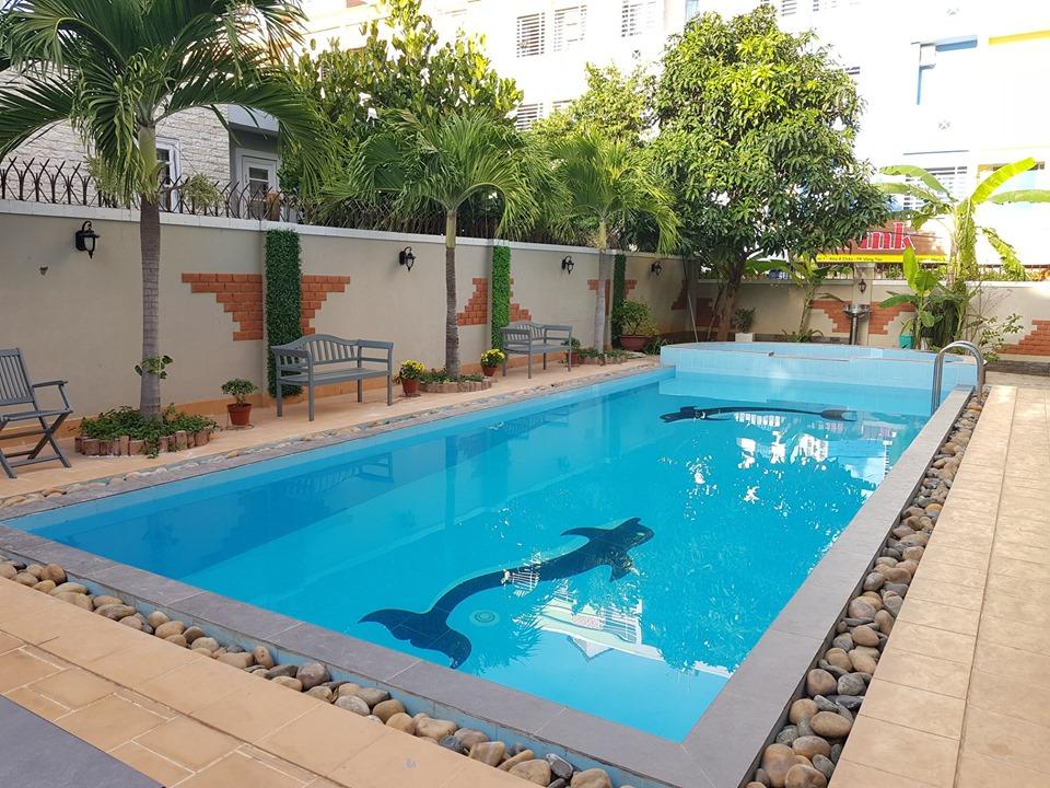 Villa P6 Vũng Tàu