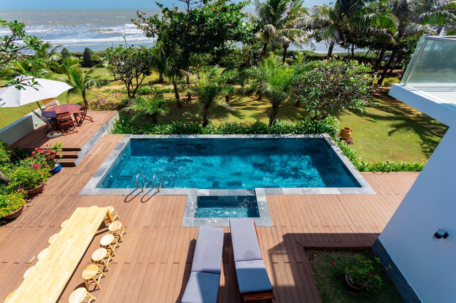 Villa Beach 4D Chí Linh - Vũng Tàu
