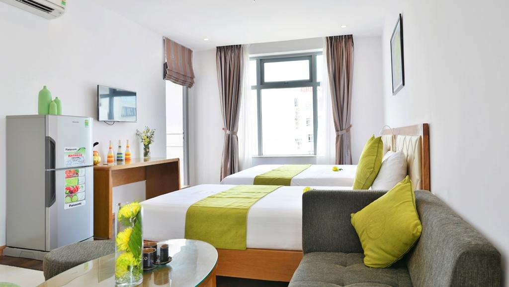 Căn Hộ  Richico Đà Nẵng 3 Phòng Ngủ