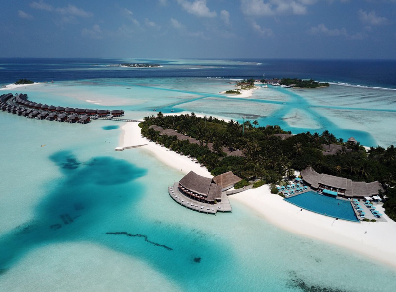 Tour Maldives Ở Anantara Dhigu Maldives Resort