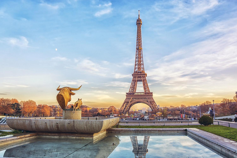 Tour Châu Âu: Đức-Lux-Pháp-Bỉ-Hà Lan