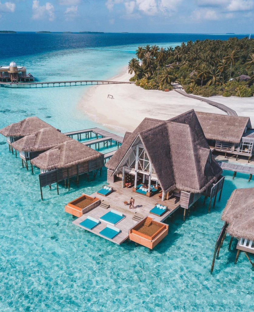 Tour Maldives Ở Resort Anantara Kihavah Villas