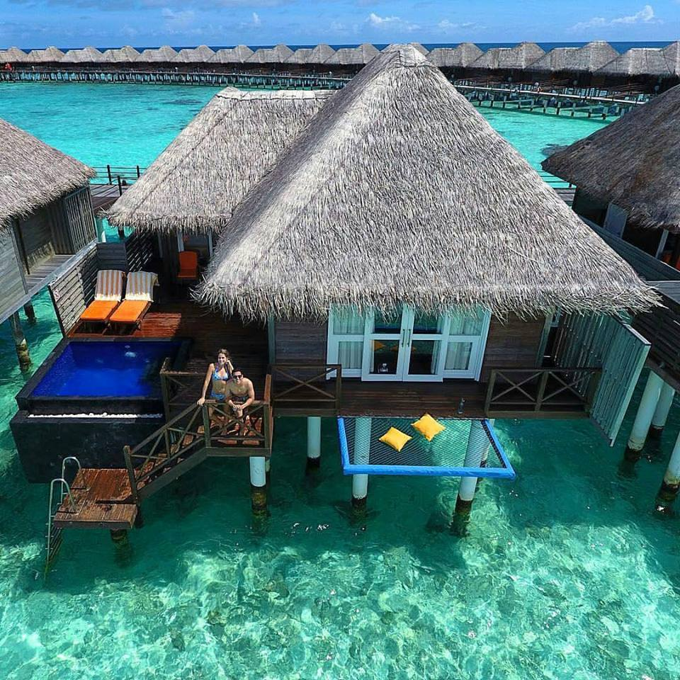 Tour Maldives Ở Sun Aqua Vilu Reef Resort