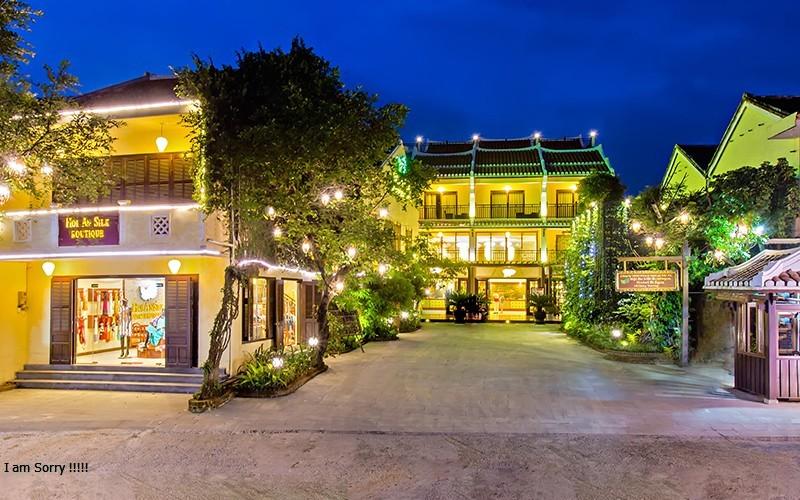 Khách Sạn Hội An Silk Luxury & Spa