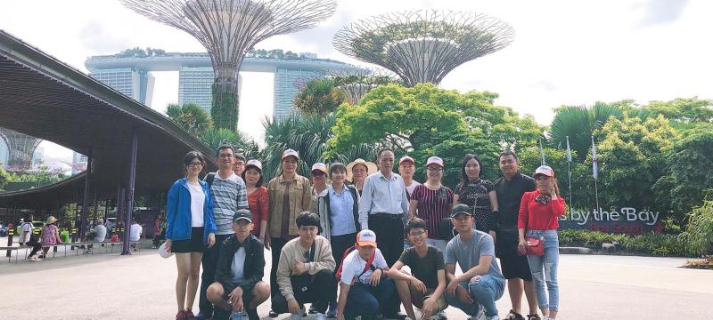 Tour Hà Nội - Singapore 4N3Đ