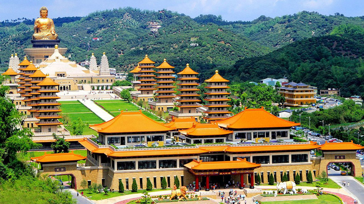Tour Đài Bắc – Đài Trung – Cao Hùng